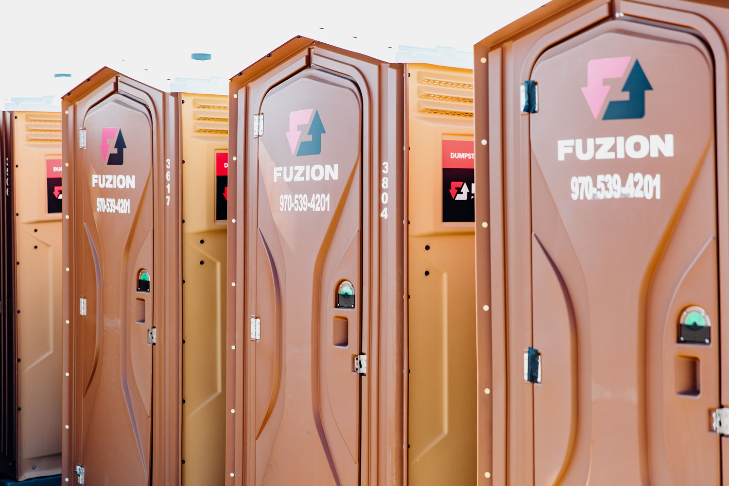 Portable Restrooms - Fuzion